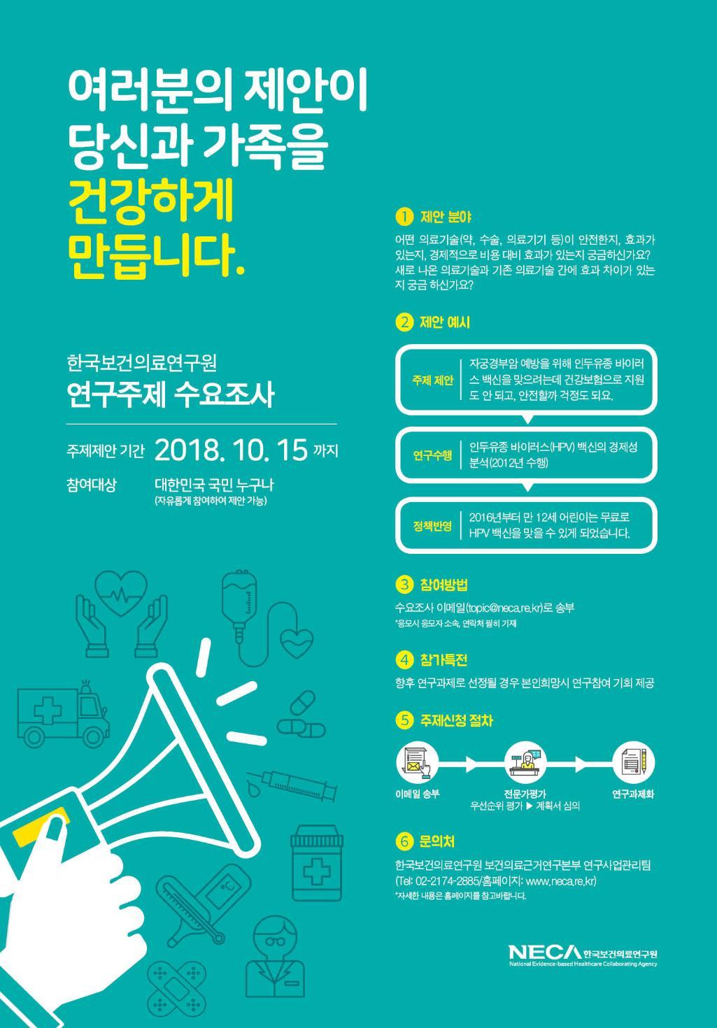 한국보건의료연구원 연구주제 수요조사.jpg
